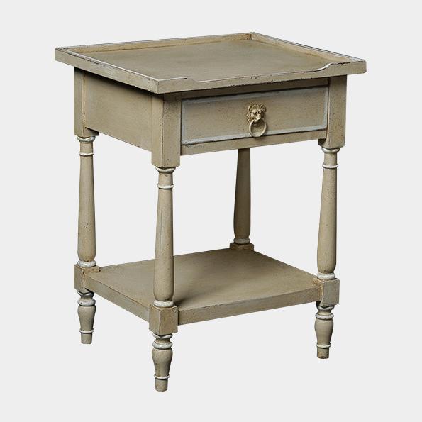 chevet tete de lion miral deco. Black Bedroom Furniture Sets. Home Design Ideas